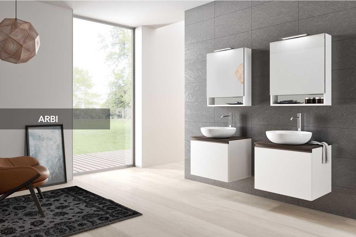 Arredobagno teramo sanitari rubinetteria planet casa - Gaia mobili bagno prezzi ...