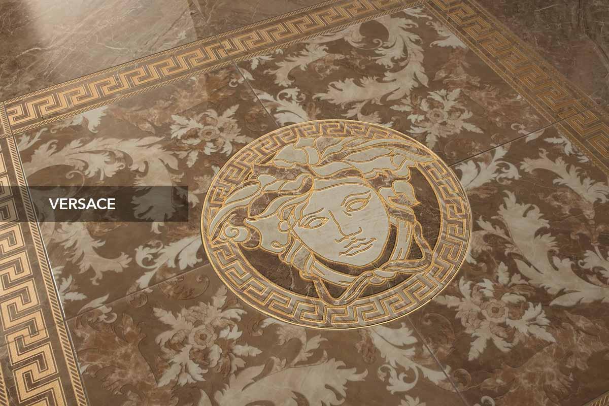 Unico pavimenti versace ceramiche versace ceramiche design