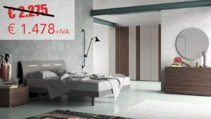 Arredamento Orme Design: Composizione Night 5