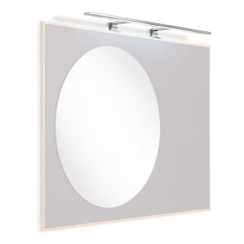 Lampada LED orizzontale per specchio