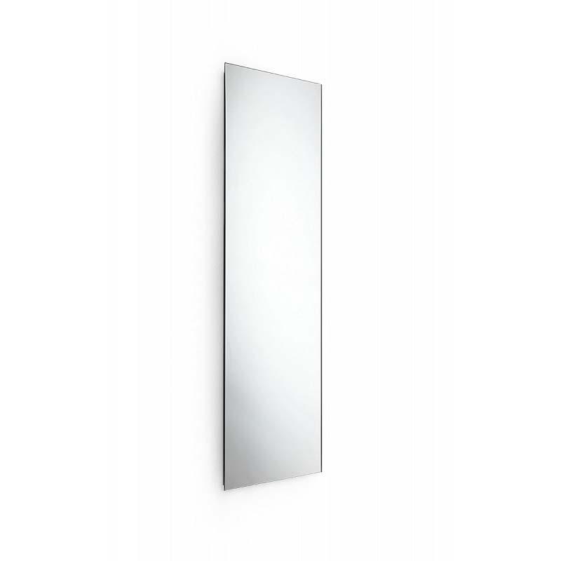 Specchio verticale con struttura inox in promozione - Specchio verticale ...