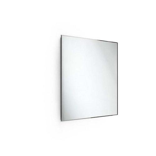 lineabeta specchio quadrato molato