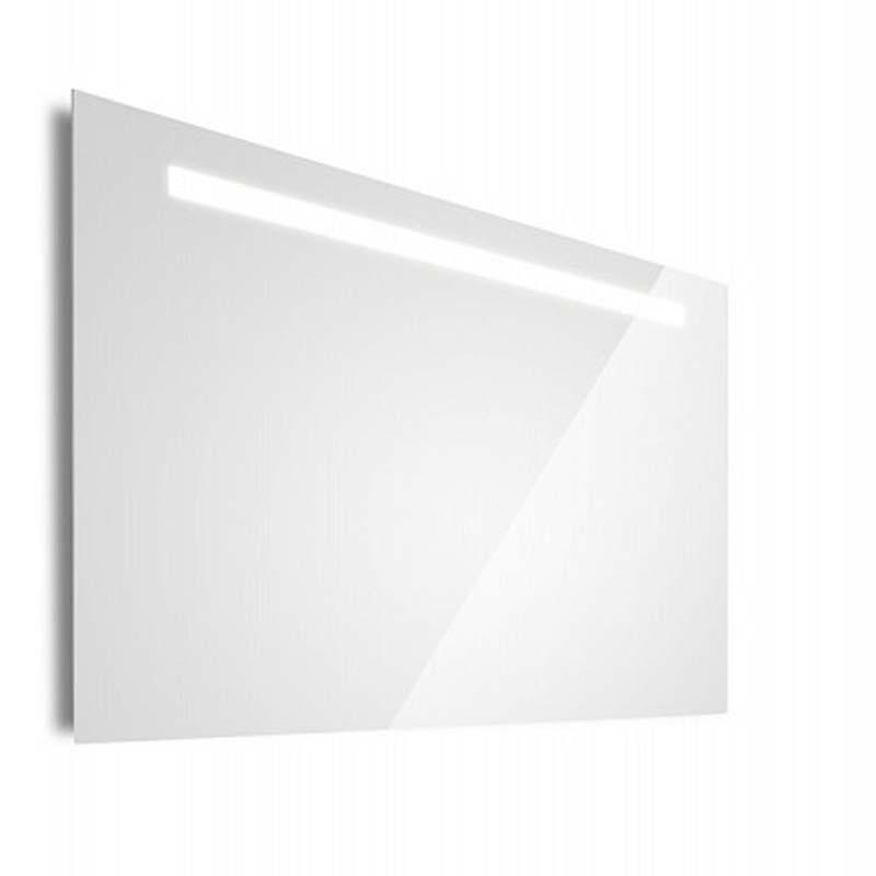 Specchio con luce led e accensione touch in promozione - Pulire specchio ...