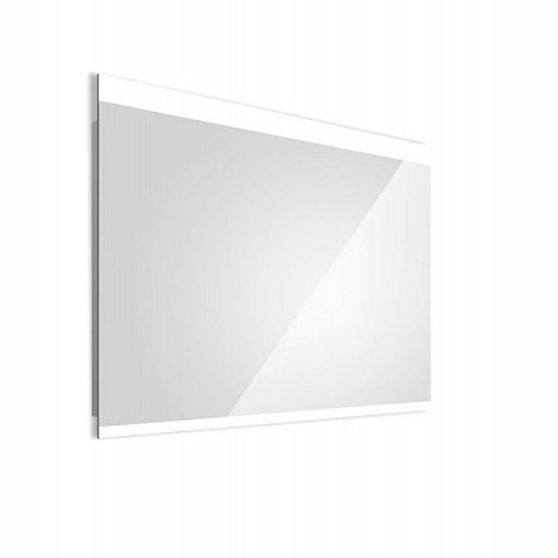 Specchio con luce led touch in promozione planet - Pulire specchio ...