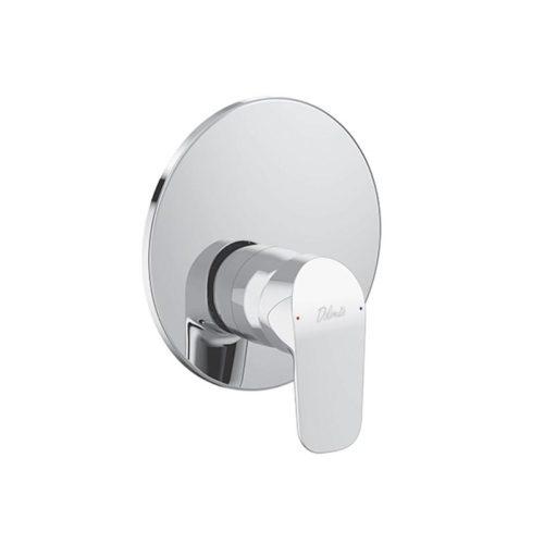 miscelatore ad incasso per doccia linea base
