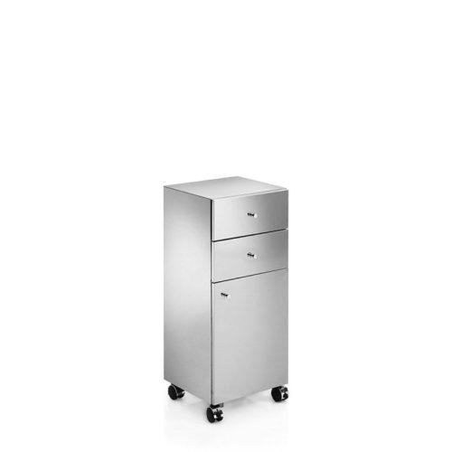 contenitore con cassetti e ante