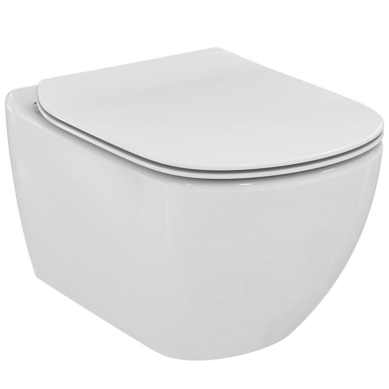 Vaso sospeso acqua blade linea tesi in promozione for Vaso tesi ideal standard