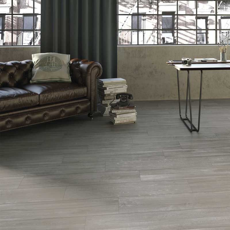 Porcelain Gres Grove Wood Grey