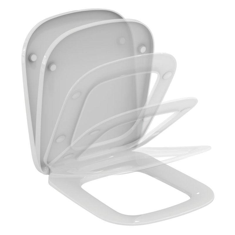 ideal standard sedile vaso esedra