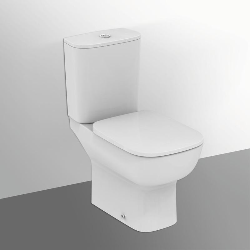 Sanitari Filo Muro Ideal Standard.Ideal Standard Vaso Con Cassetta Linea Esedra In Promozione Planetcasa
