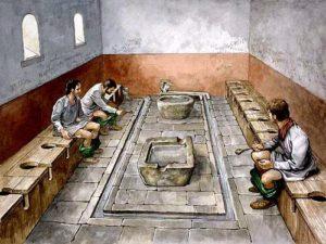 L'evoluzione del bagno