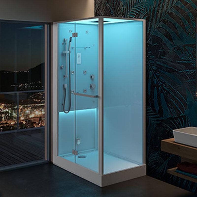jacuzzi cabina doccia