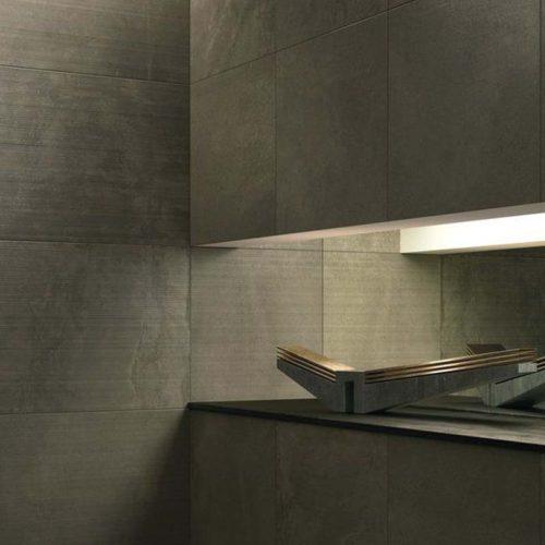 Fiandre Core Shade effetto cemento