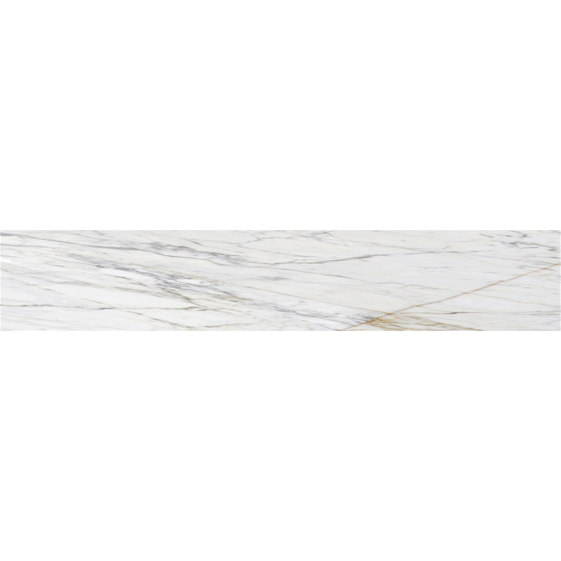 Marazzi Battiscopa Allmarble Golden White
